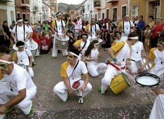 carnaval en gandia