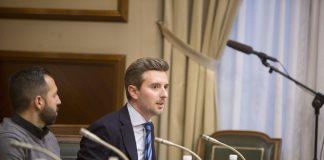 Víctor Soler, presidente del Partido Popular de Gandia