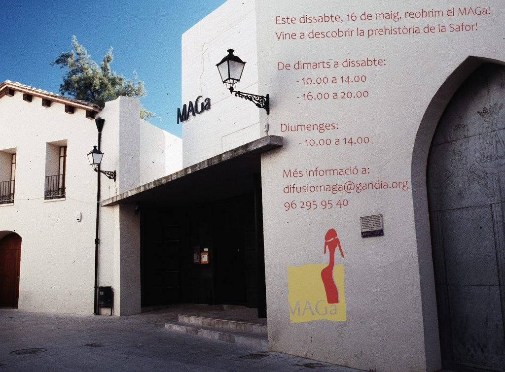 museo MAGA gandia