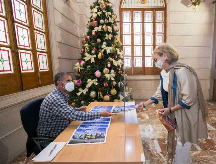 nuevo calendario arte urbano Gandia