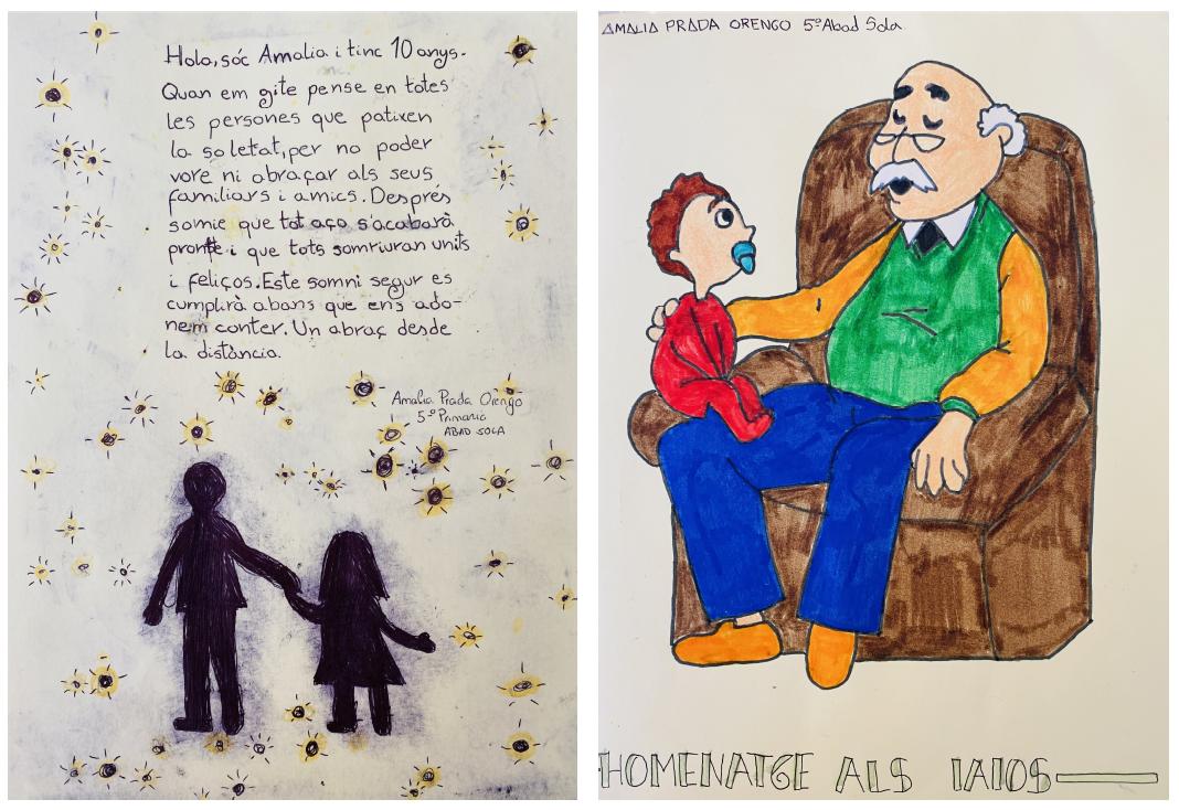 concurso dibujo abuelos