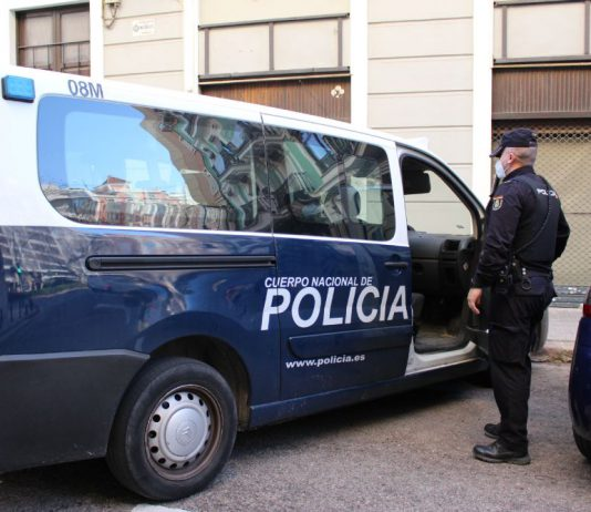detenido asesino Carlos Almiñana