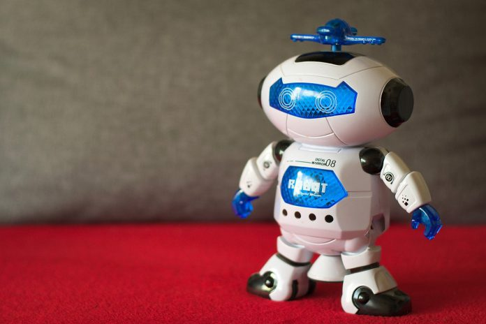 campeonato infantil robótica