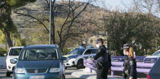 sanciones cierre perimetral Gandia