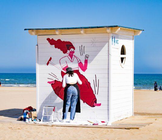 Murales ODS Playa Gandia