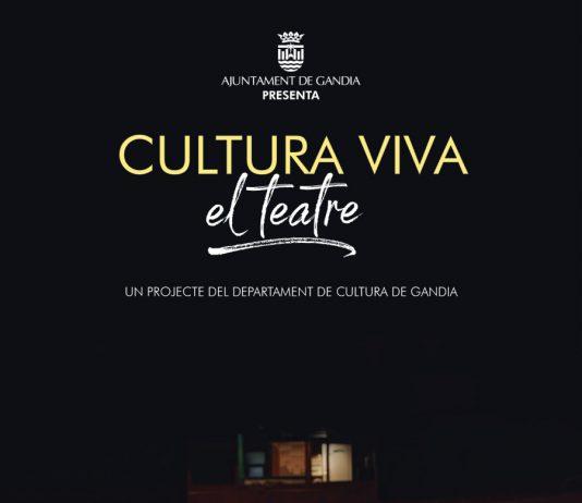 cultura viva teatro vídeo
