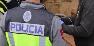 detenidos robos ancianas