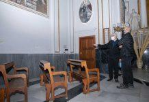 restauración museo capilla beato andrés hibernón