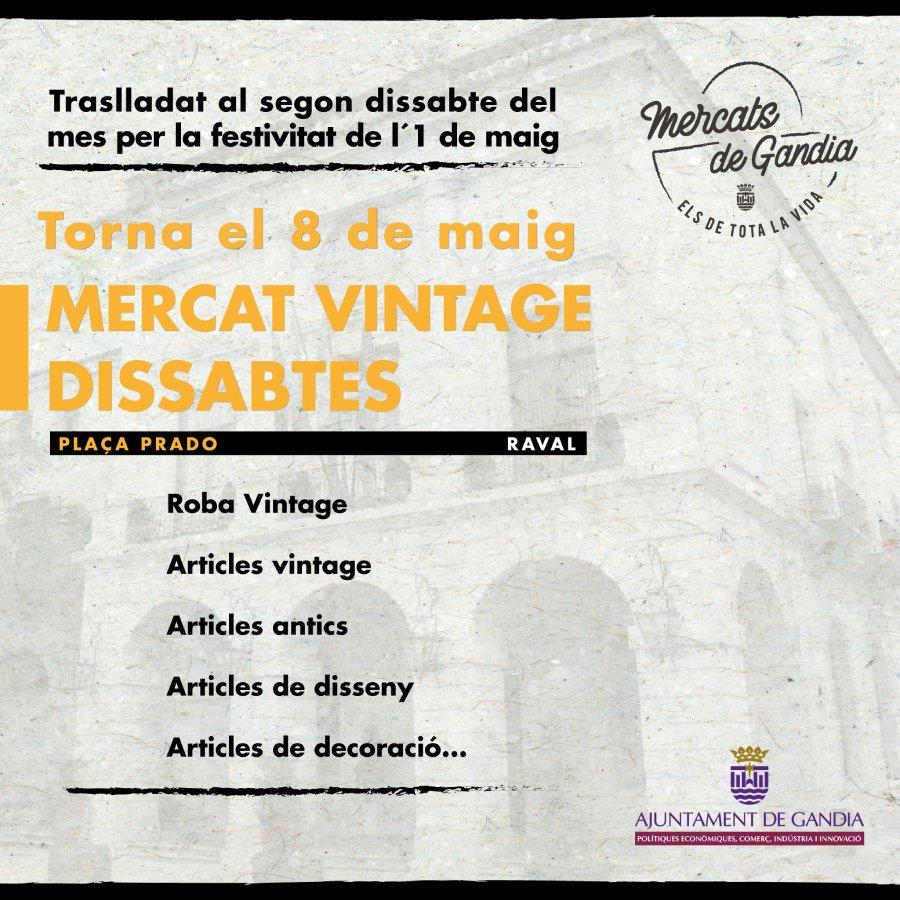Mercado Vintage