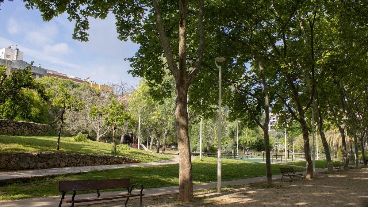 Parc Sant Pere Gandia