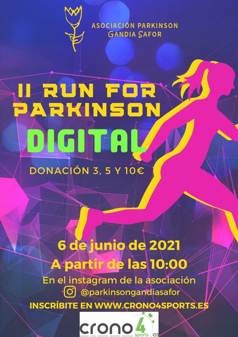 Run for Parkinson Digital Gandia