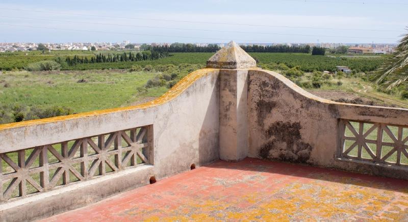 proyecto de recuperación de la Torres dels Pares