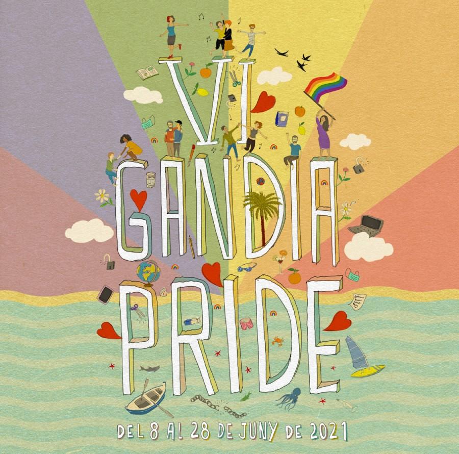 Gandia Pride Orgull Gandia