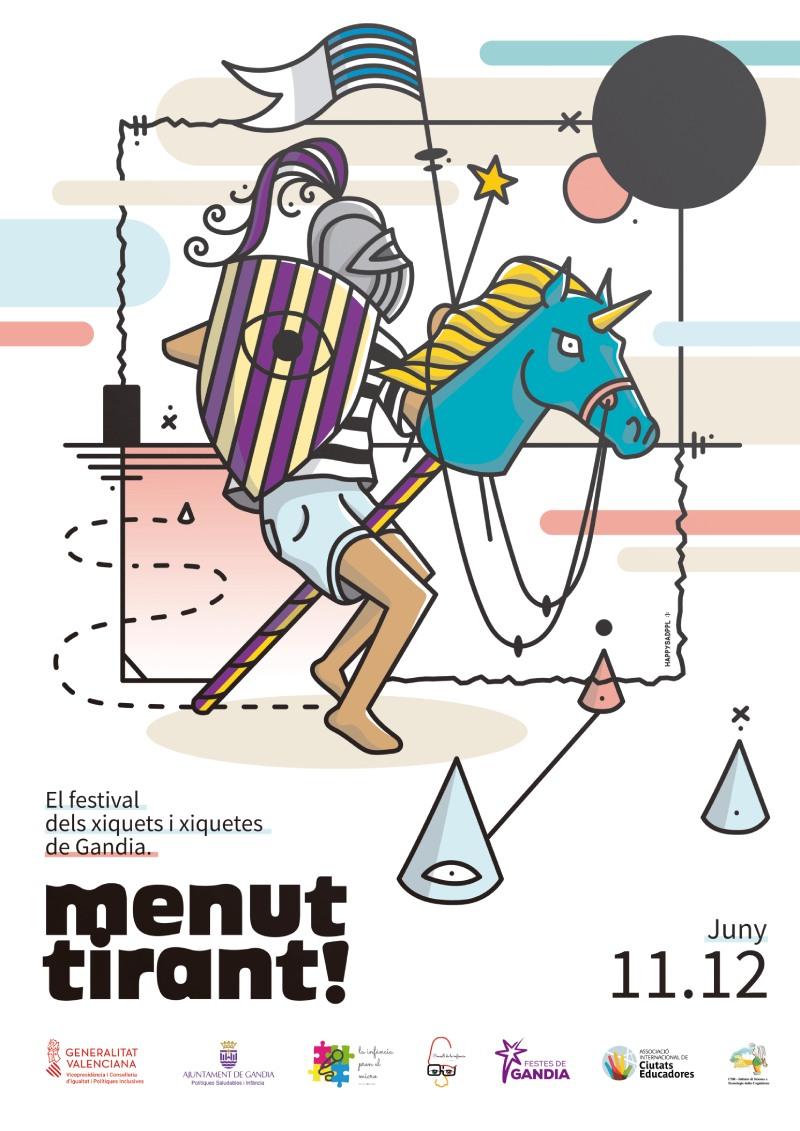 festival infantil de Gandia Menut Tirant!