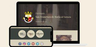 nueva web parroquia san francisco